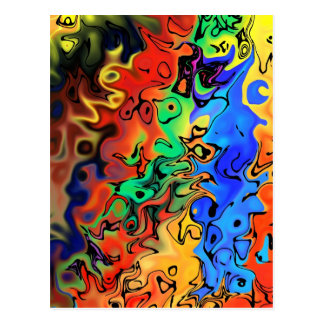 No haste: Abstract 44 Post Cards