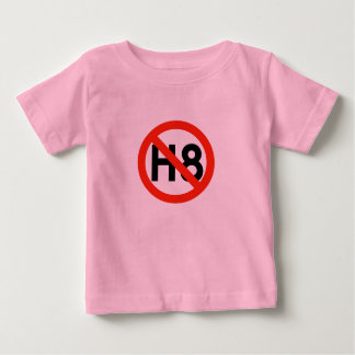 No Hate (H8) T-shirt