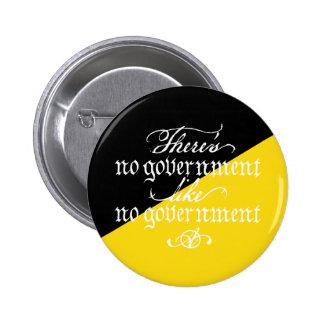 No hay botón del gobierno pin