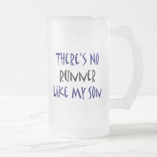 No hay corredor como mi hijo taza de café