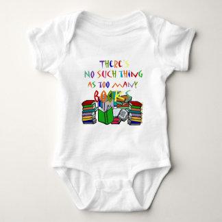 ¡No hay cosa tal como demasiados libros! Camisas