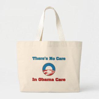 No hay cuidado en el cuidado de Obama Bolsas