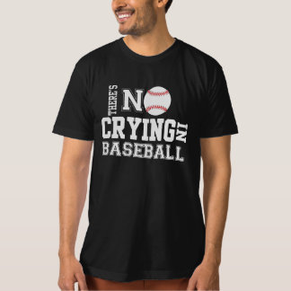 NO HAY GRITERÍO en camiseta del BÉISBOL