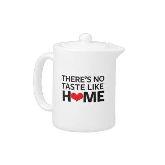 No hay gusto como hogar