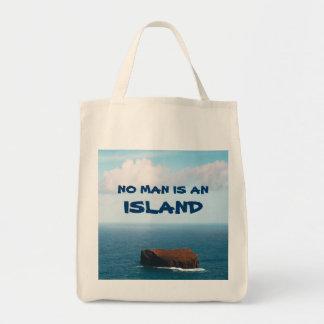 No hay hombre una isla