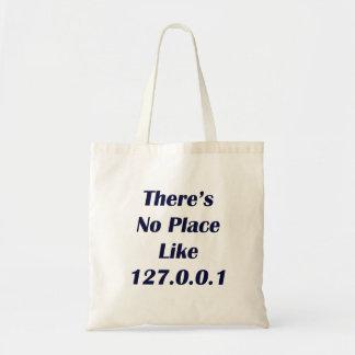 No hay lugar como 127001 bolsa tela barata
