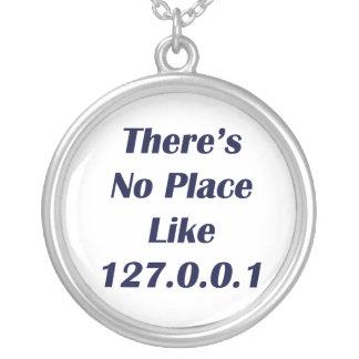 No hay lugar como 127001 colgante redondo