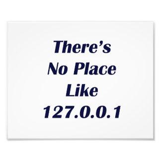No hay lugar como 127001 fotografía