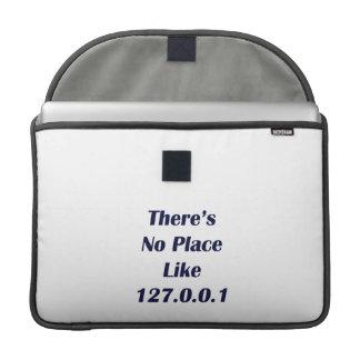 No hay lugar como 127001 funda macbook pro