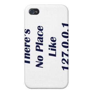 No hay lugar como 127001 iPhone 4 funda