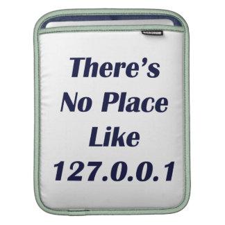 No hay lugar como 127001 mangas de iPad
