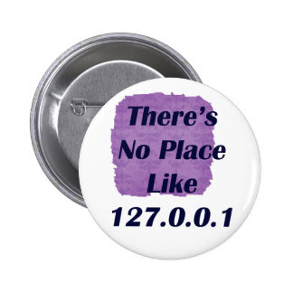 No hay lugar como 127001 pin redondo 5 cm