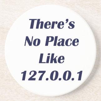 No hay lugar como 127001 posavaso para bebida