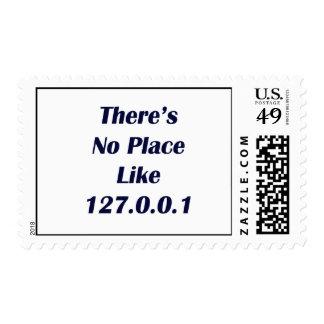 No hay lugar como 127001 sellos postales