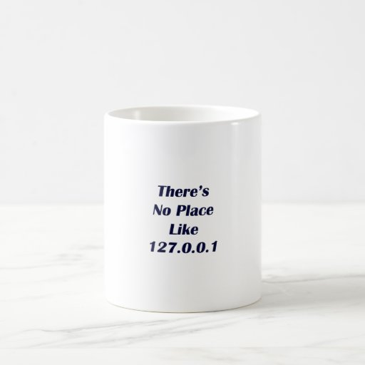 No hay lugar como 127001 tazas