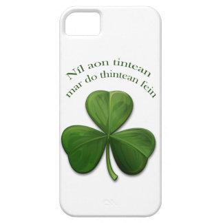 No hay lugar como hogar iPhone 5 carcasas