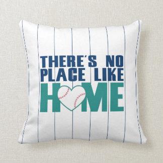 No hay lugar como la almohada CASERA del corazón