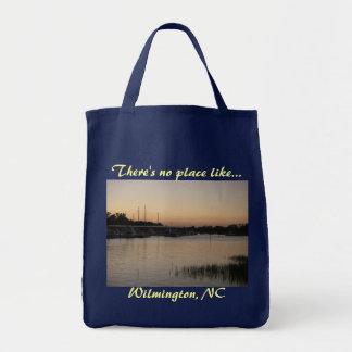 No hay lugar como… Wilmington, NC Bolsas