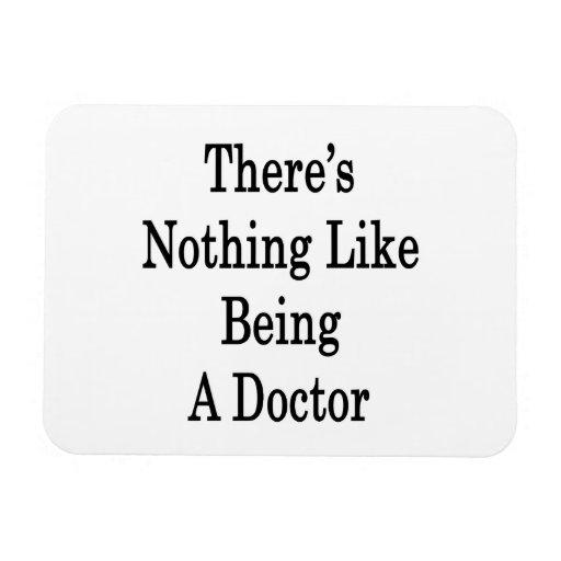 No hay nada como ser doctor iman