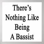 No hay nada como ser un bajista posters