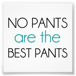 No hay pantalones los mejores pantalones cojinete
