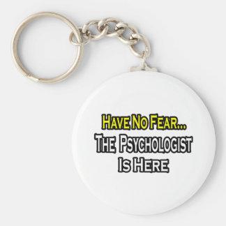 No hay psicólogo del miedo… aquí llavero