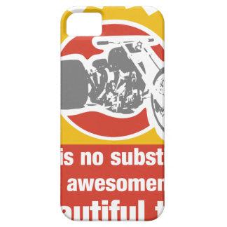 No hay substitución para un trike impresionante iPhone 5 Case-Mate cárcasa