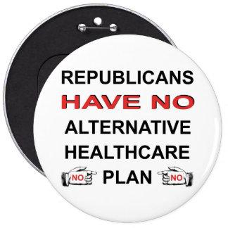 NO HEALTHCARE PLAN BUTTON
