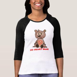 No Heart Bear Shirt