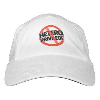 No Hetero Privilege - -  Hat