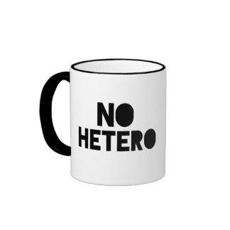 No hetero ringer mug