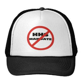 No HHS Mandate Trucker Hat