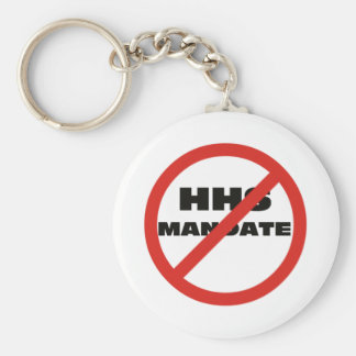 No HHS Mandate Keychain