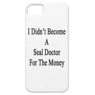 No hice un doctor For The Money del sello iPhone 5 Case-Mate Funda