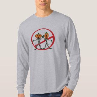 No High-Fiving Pumpkins T-Shirt