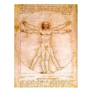 No higher resolution available. Anatomia_homem_leo Postcard