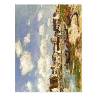 No higher resolution available. Boudin_Trouville18 Postcard