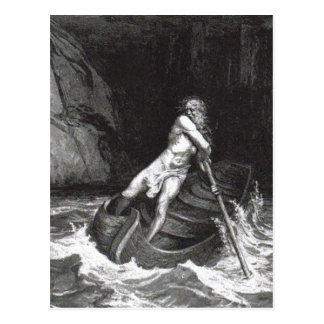 No higher resolution available. Charon_by_Dore.jpg Postcard