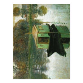No higher resolution available. Claude_Monet_The_S Postcard