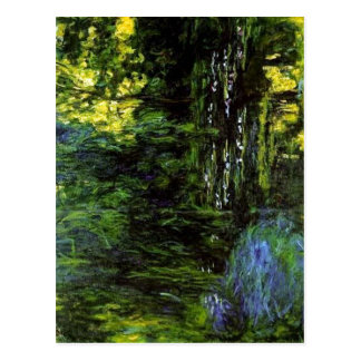 No higher resolution available. Claude_Monet,_Wate Postcard