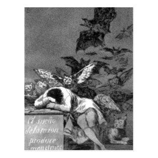 No higher resolution available. Francisco_de_Goya- Postcard