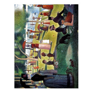 No higher resolution available. Georges_Seurat_-_U Postcard