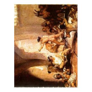 No higher resolution available. Goya_-_La_casa_de_ Postcard