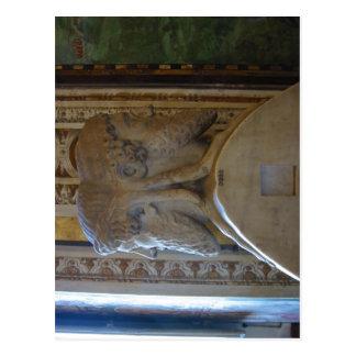 No higher resolution available. Janus-Vatican.JPG  Postcard