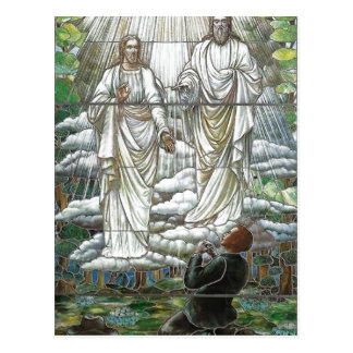 No higher resolution available. Joseph_Smith_first Postcard