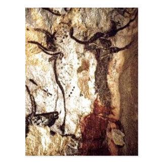 No higher resolution available. Lascaux-aurochs.jp Postcard