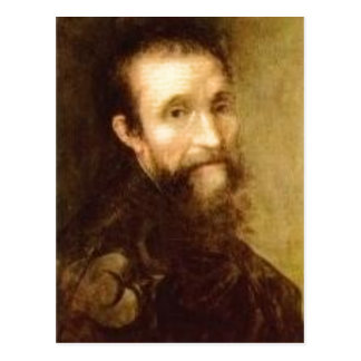 No higher resolution available. Michelangelo_Buona Postcard