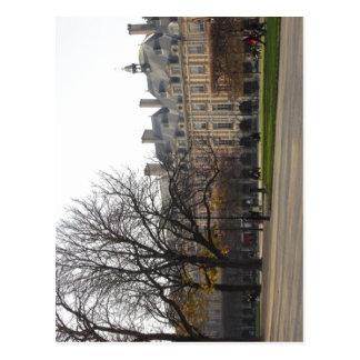 No higher resolution available. Place_des_Vosges,_ Postcard