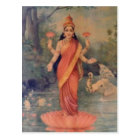 No higher resolution available. Ravi_Varma-Lakshmi Postcard