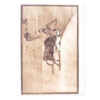 No higher resolution available. Tauromaquia_Goya_3 Postcard